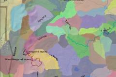 Водосборные области